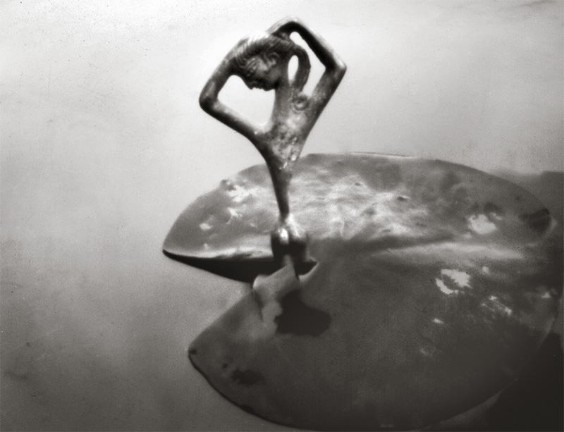 Aphrodite - pinhole photo