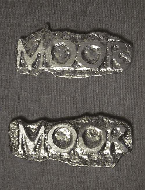 Moor title in tin
